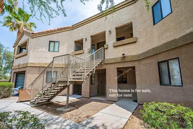1287 N Alma School Road #153, Chandler, AZ 85224 (MLS #6268534) :: Keller Williams Realty Phoenix