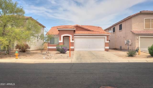 1450 E Avenida Isabela, Casa Grande, AZ 85122 (MLS #6268550) :: Yost Realty Group at RE/MAX Casa Grande