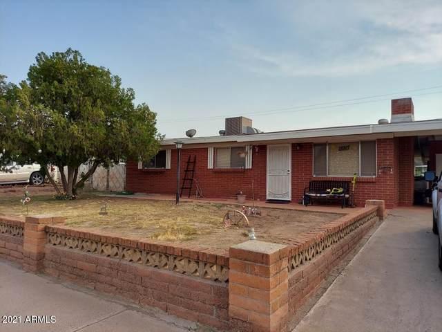 425 W Hartford Road, Kearny, AZ 85137 (MLS #6268590) :: Yost Realty Group at RE/MAX Casa Grande