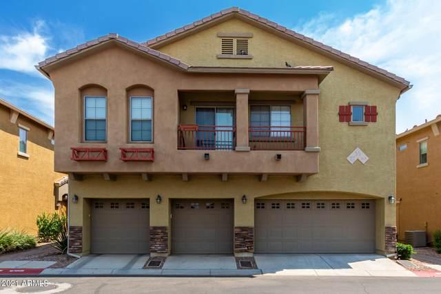 2024 S Baldwin Street #163, Mesa, AZ 85209 (MLS #6268593) :: Yost Realty Group at RE/MAX Casa Grande