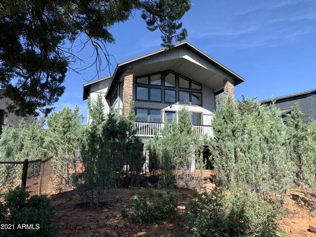 1186 E Elk Rim Court, Pine, AZ 85544 (MLS #6268594) :: Openshaw Real Estate Group in partnership with The Jesse Herfel Real Estate Group
