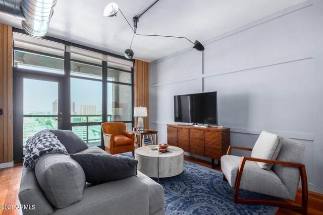 310 S 4TH Street #1403, Phoenix, AZ 85004 (MLS #6268596) :: Jonny West Real Estate