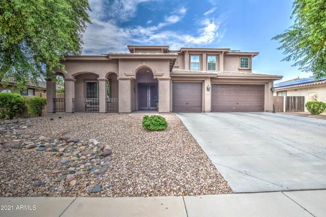 15320 W Coolidge Street, Goodyear, AZ 85395 (MLS #6268611) :: The Daniel Montez Real Estate Group