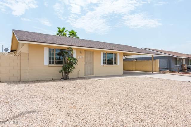 2417 E Camino Street, Mesa, AZ 85213 (MLS #6268617) :: Yost Realty Group at RE/MAX Casa Grande