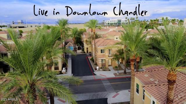 121 N California Street #37, Chandler, AZ 85225 (MLS #6268620) :: Devor Real Estate Associates