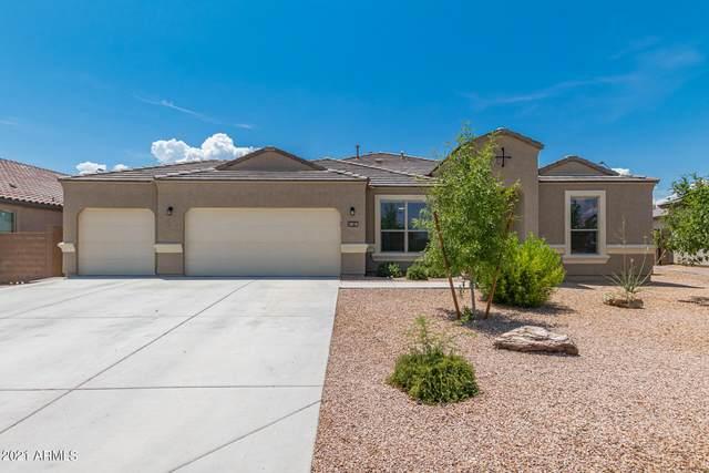 26110 N 138TH Lane, Peoria, AZ 85383 (MLS #6268623) :: Executive Realty Advisors