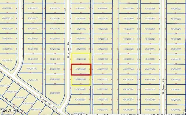 3345 N Kiami Drive, Eloy, AZ 85131 (MLS #6268633) :: Yost Realty Group at RE/MAX Casa Grande