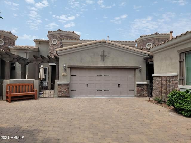 6202 E Mckellips Road #257, Mesa, AZ 85215 (MLS #6268634) :: Yost Realty Group at RE/MAX Casa Grande