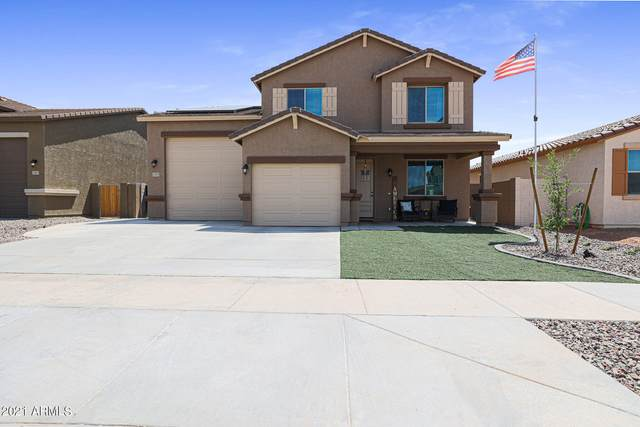 22479 N 185TH Avenue, Surprise, AZ 85387 (MLS #6268636) :: Executive Realty Advisors