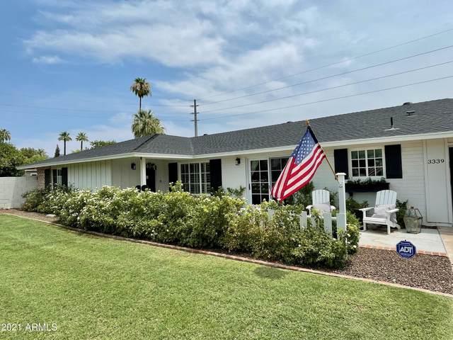 3339 N 47th Place, Phoenix, AZ 85018 (MLS #6268638) :: Dave Fernandez Team | HomeSmart