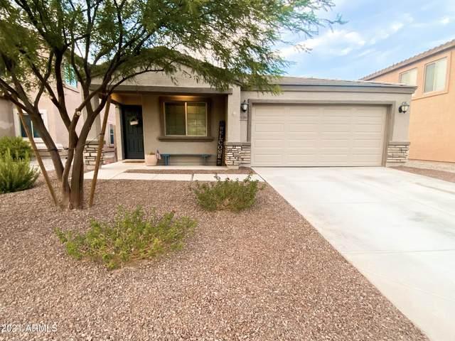 25388 W Jackson Avenue, Buckeye, AZ 85326 (MLS #6268641) :: Executive Realty Advisors