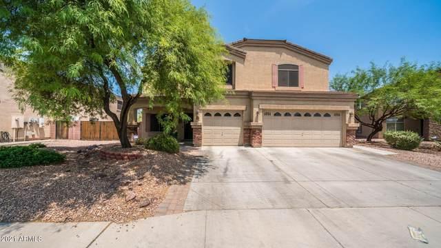 21946 W Kimberly Drive, Buckeye, AZ 85326 (MLS #6268646) :: Yost Realty Group at RE/MAX Casa Grande