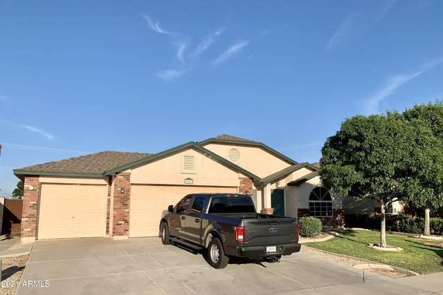 40201 N Jodi Drive, San Tan Valley, AZ 85140 (MLS #6268647) :: Yost Realty Group at RE/MAX Casa Grande