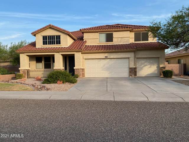 2325 W Blaylock Drive, Phoenix, AZ 85085 (MLS #6268649) :: Yost Realty Group at RE/MAX Casa Grande