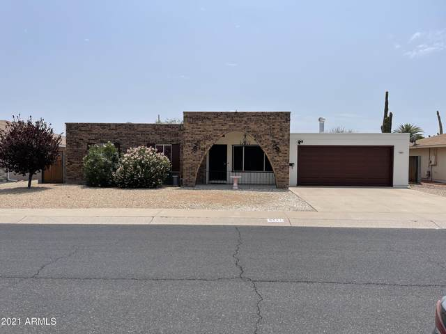 9421 W Rolling Hills Drive, Sun City, AZ 85351 (MLS #6268650) :: Yost Realty Group at RE/MAX Casa Grande
