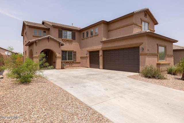 14544 W Sierra Street, Surprise, AZ 85379 (MLS #6268651) :: Yost Realty Group at RE/MAX Casa Grande