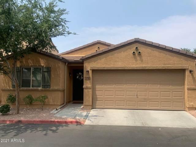 2565 E Southern Avenue #71, Mesa, AZ 85204 (MLS #6268655) :: Jonny West Real Estate