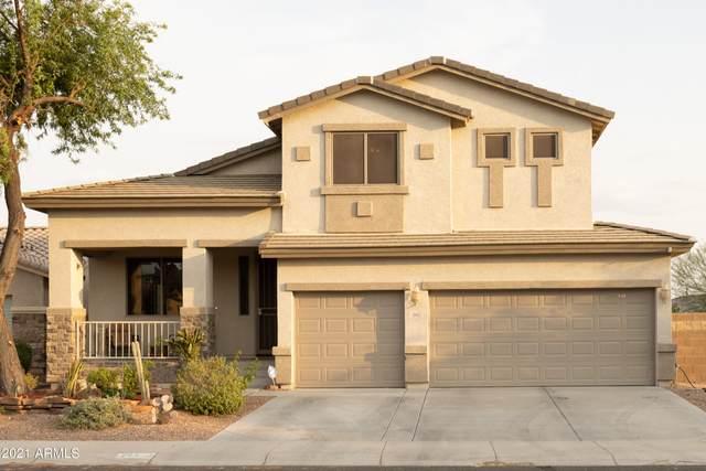 29403 W Whitton Avenue, Buckeye, AZ 85396 (MLS #6268659) :: Yost Realty Group at RE/MAX Casa Grande