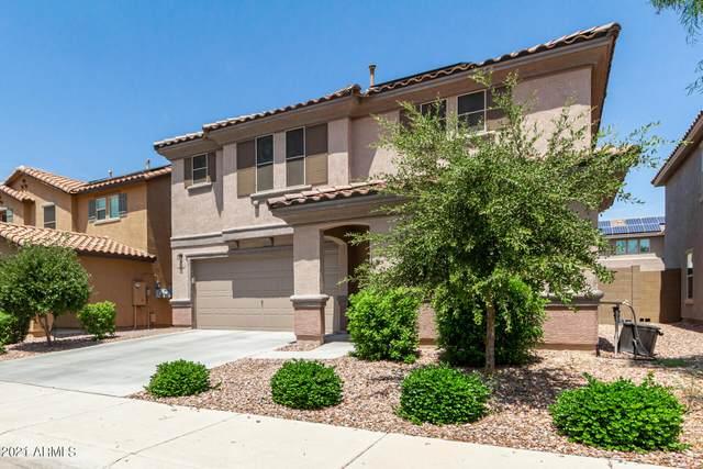 25718 N 122ND Avenue, Peoria, AZ 85383 (MLS #6268661) :: Executive Realty Advisors