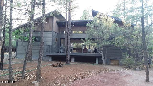 2892 Starlight Drive, Happy Jack, AZ 86024 (MLS #6268690) :: Openshaw Real Estate Group in partnership with The Jesse Herfel Real Estate Group
