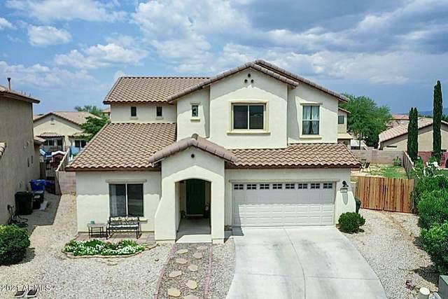 5447 Los Gatos Court, Sierra Vista, AZ 85635 (#6268691) :: Long Realty Company