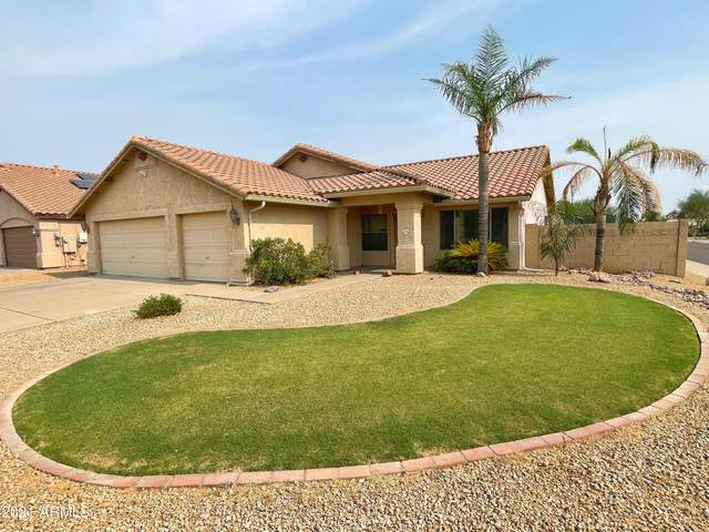 431 E Pinto Drive, Gilbert, AZ 85296 (MLS #6268694) :: Keller Williams Realty Phoenix