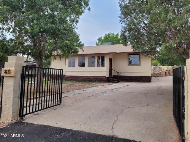 8213 W Mescalero Road, Payson, AZ 85541 (MLS #6268697) :: Openshaw Real Estate Group in partnership with The Jesse Herfel Real Estate Group