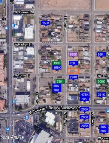 921 S 5th Avenue, Phoenix, AZ 85003 (MLS #6268701) :: Keller Williams Realty Phoenix