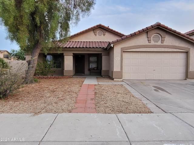 9305 W Coolidge Street, Phoenix, AZ 85037 (MLS #6268709) :: Executive Realty Advisors