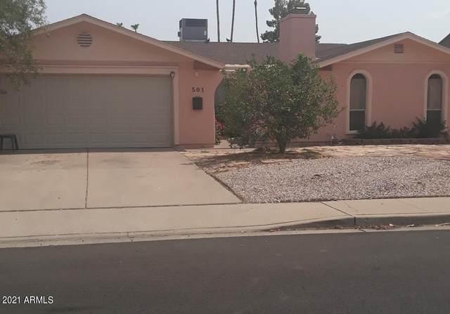 501 E Westchester Drive E, Tempe, AZ 85283 (MLS #6268713) :: Yost Realty Group at RE/MAX Casa Grande