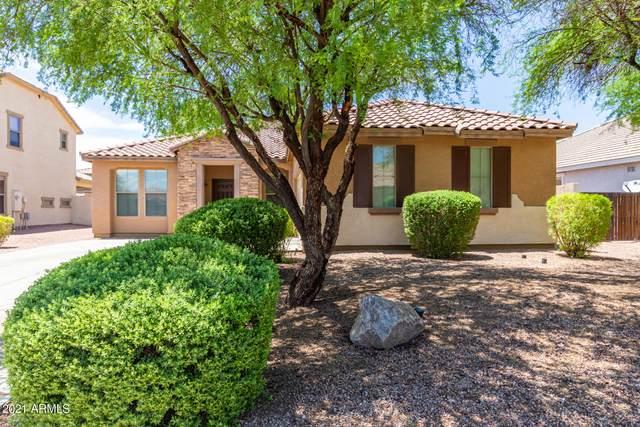6888 S Onyx Drive, Chandler, AZ 85249 (MLS #6268732) :: Devor Real Estate Associates