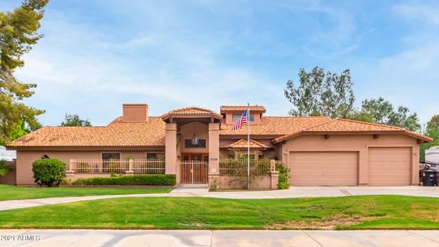 7539 E Sweetwater Avenue, Scottsdale, AZ 85260 (MLS #6268739) :: The Carin Nguyen Team