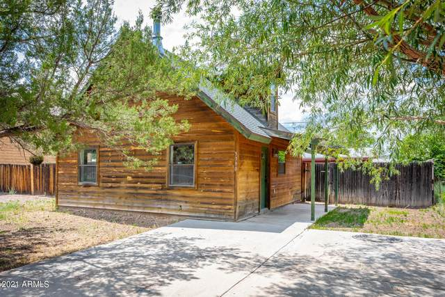 3390 Apache Drive, Overgaard, AZ 85933 (MLS #6268740) :: Openshaw Real Estate Group in partnership with The Jesse Herfel Real Estate Group