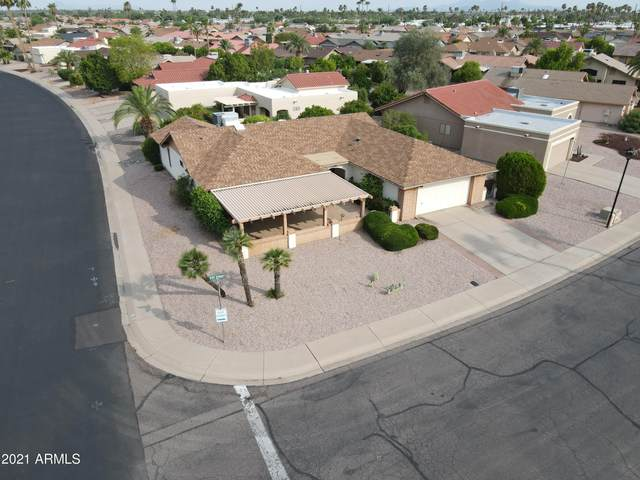 1805 Leisure World, Mesa, AZ 85206 (MLS #6268750) :: My Home Group