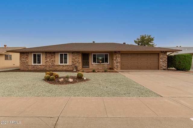 10607 W Gulf Hills Drive, Sun City, AZ 85351 (MLS #6268752) :: My Home Group