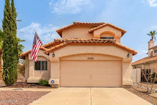 3029 E Woodland Drive, Phoenix, AZ 85048 (MLS #6268764) :: Keller Williams Realty Phoenix