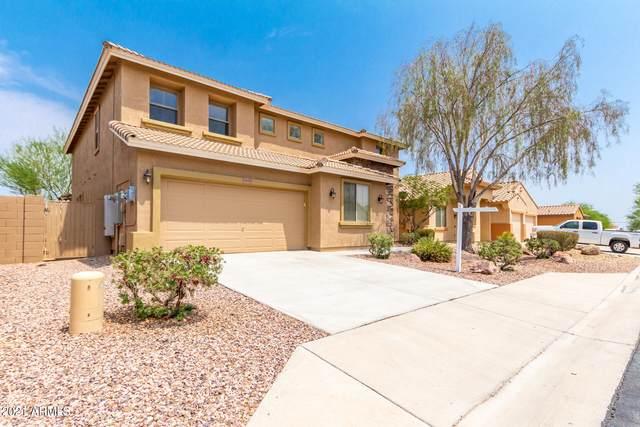 26763 N 78Th Avenue, Peoria, AZ 85383 (MLS #6268765) :: Howe Realty