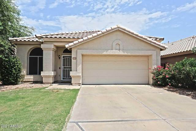851 N Rush Street, Chandler, AZ 85226 (MLS #6268766) :: My Home Group