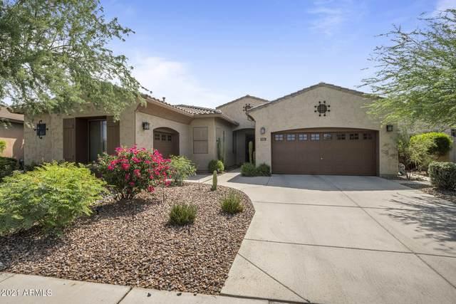 5701 S Mesquite Grove Way, Chandler, AZ 85249 (MLS #6268783) :: Kepple Real Estate Group