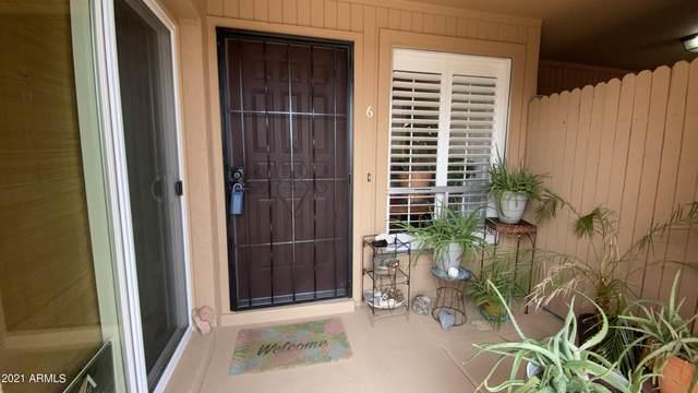 501 W Pontiac Drive #6, Phoenix, AZ 85027 (MLS #6268786) :: Jonny West Real Estate