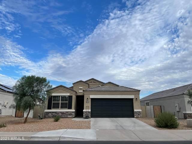 25683 W Winston Drive, Buckeye, AZ 85326 (MLS #6268791) :: Balboa Realty