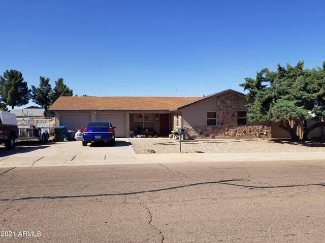 4701 Citadel Drive, Sierra Vista, AZ 85635 (MLS #6268798) :: West Desert Group | HomeSmart
