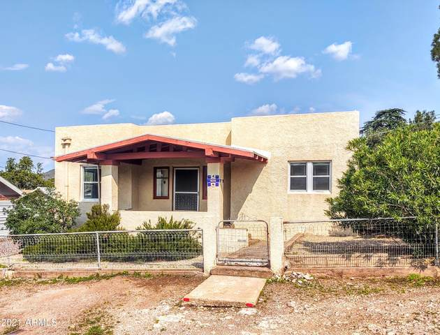 415 Center Avenue, Bisbee, AZ 85603 (MLS #6268801) :: Conway Real Estate