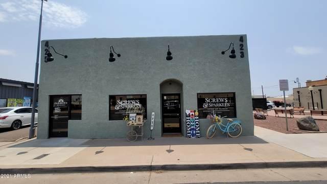 423 E Monroe Avenue, Buckeye, AZ 85326 (MLS #6268802) :: The Riddle Group