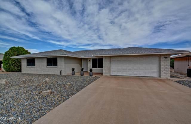 9501 W Timberline Drive, Sun City, AZ 85351 (MLS #6268807) :: Long Realty West Valley