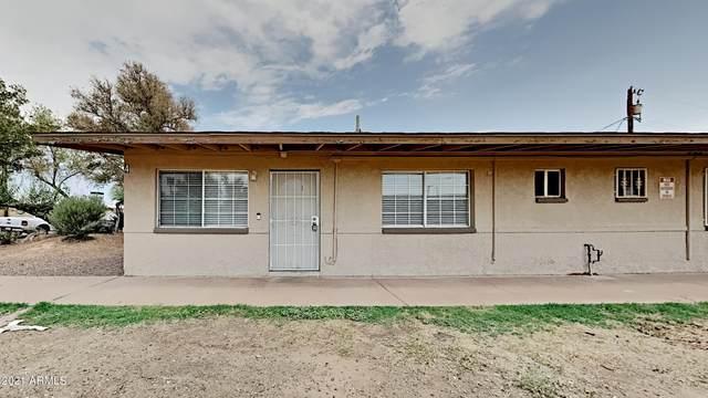 7101 N 36TH Avenue #115, Phoenix, AZ 85051 (MLS #6268814) :: Yost Realty Group at RE/MAX Casa Grande