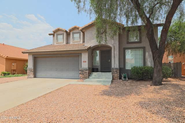 1592 E Oakland Street, Chandler, AZ 85225 (MLS #6268817) :: Devor Real Estate Associates