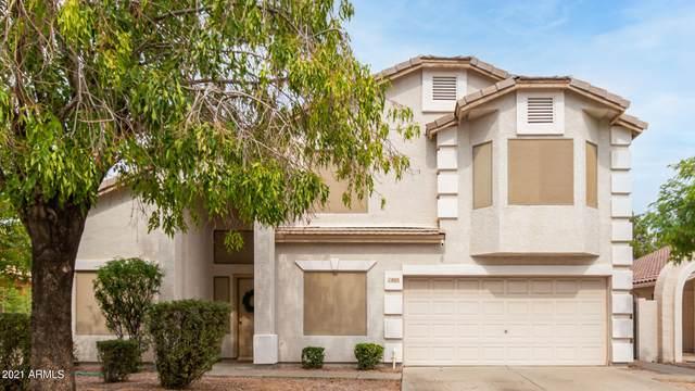 1465 N Quail Lane, Gilbert, AZ 85233 (MLS #6268822) :: Devor Real Estate Associates