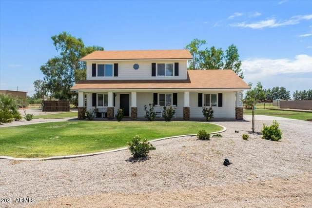 41989 N Outback Road, San Tan Valley, AZ 85140 (MLS #6268823) :: Long Realty West Valley
