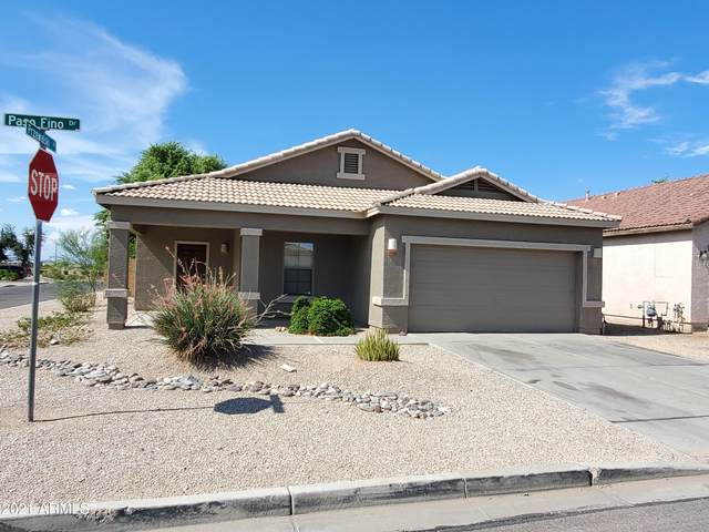 1938 E Paso Fino Drive, San Tan Valley, AZ 85140 (#6268833) :: Long Realty Company